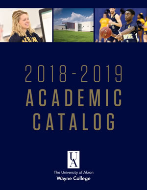 Academic Catalog Cover 18-19