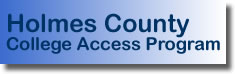 Holmes County College Access Program