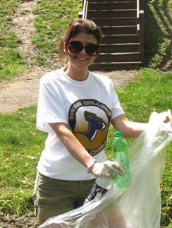 Clean Up Orrville Day 2012