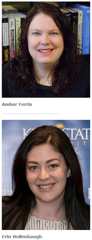 Amber Ferris / Erin Hollenbaugh