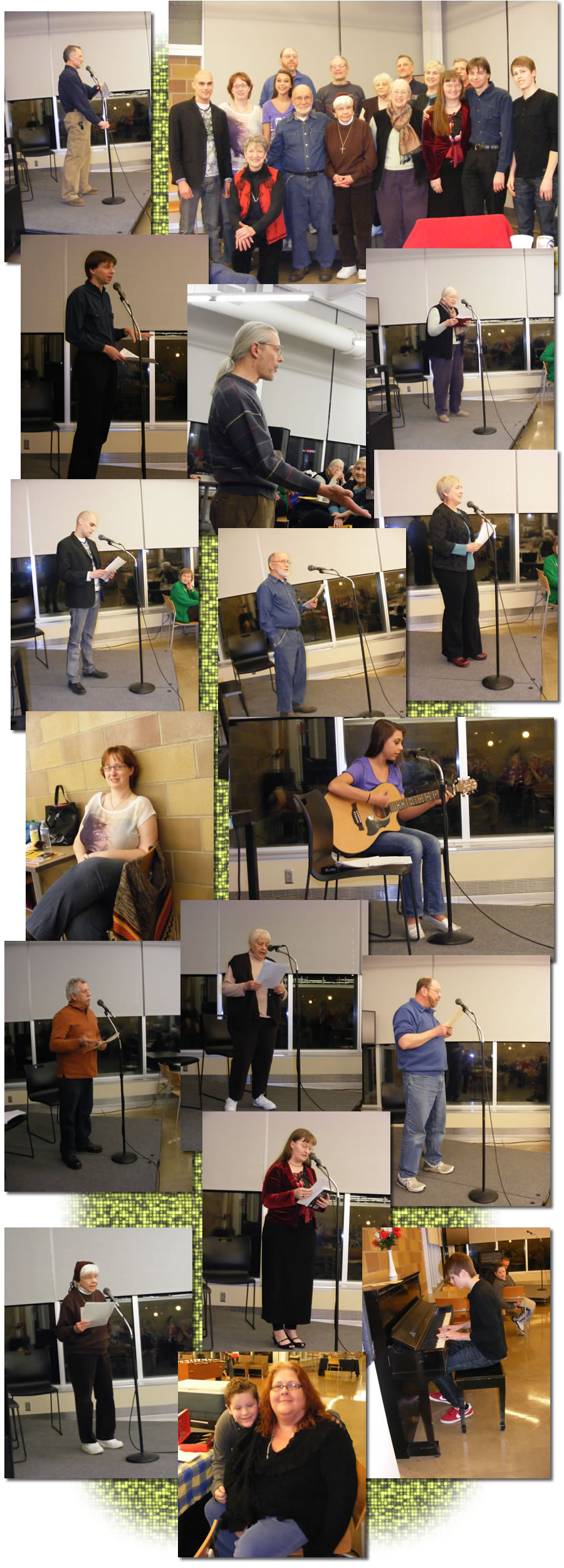 Poetry, Prose and Acoustical Jam 2013