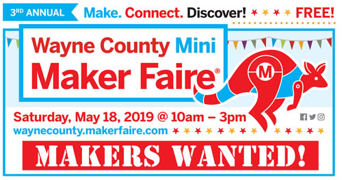 Mini Maker Faire - Makers Wanted