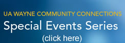 Wayne College Community Events