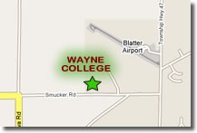 Wayne College Vicinity